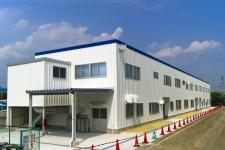 TPR工業様 厚生棟新築工事