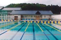 寒河江市立醍醐小学校水泳プール建設工事