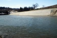 月布川河川改修工事