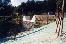 宮の沢災害関連緊急砂防事業工事