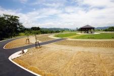 最上川ふるさと総合公園歴史の丘整備工事