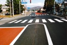 一般県道左沢浮島線外舗装整備工事