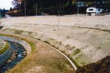 一般県道田代白岩線道路改良工事