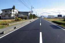 主要地方道天童大江線外舗装補修工事